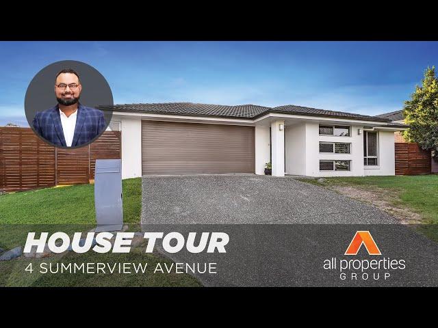 4 Summerview Avenue, Yarrabilba | House Tour | Junaid Ally