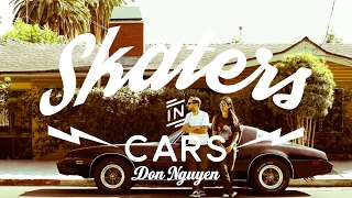Skaters In Cars: Don Nguyen | X Games