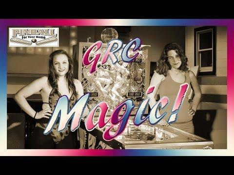 Roller Disco ~ GRC Pinballers Poster Shoot ~ ONJ MAGIC ~ Music Video COVER!?