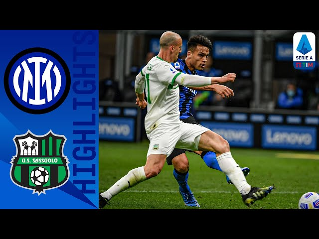 Con gol de Lautaro Martínez, Inter derrotó a Sassuolo y se aleja en la cima de la Serie A