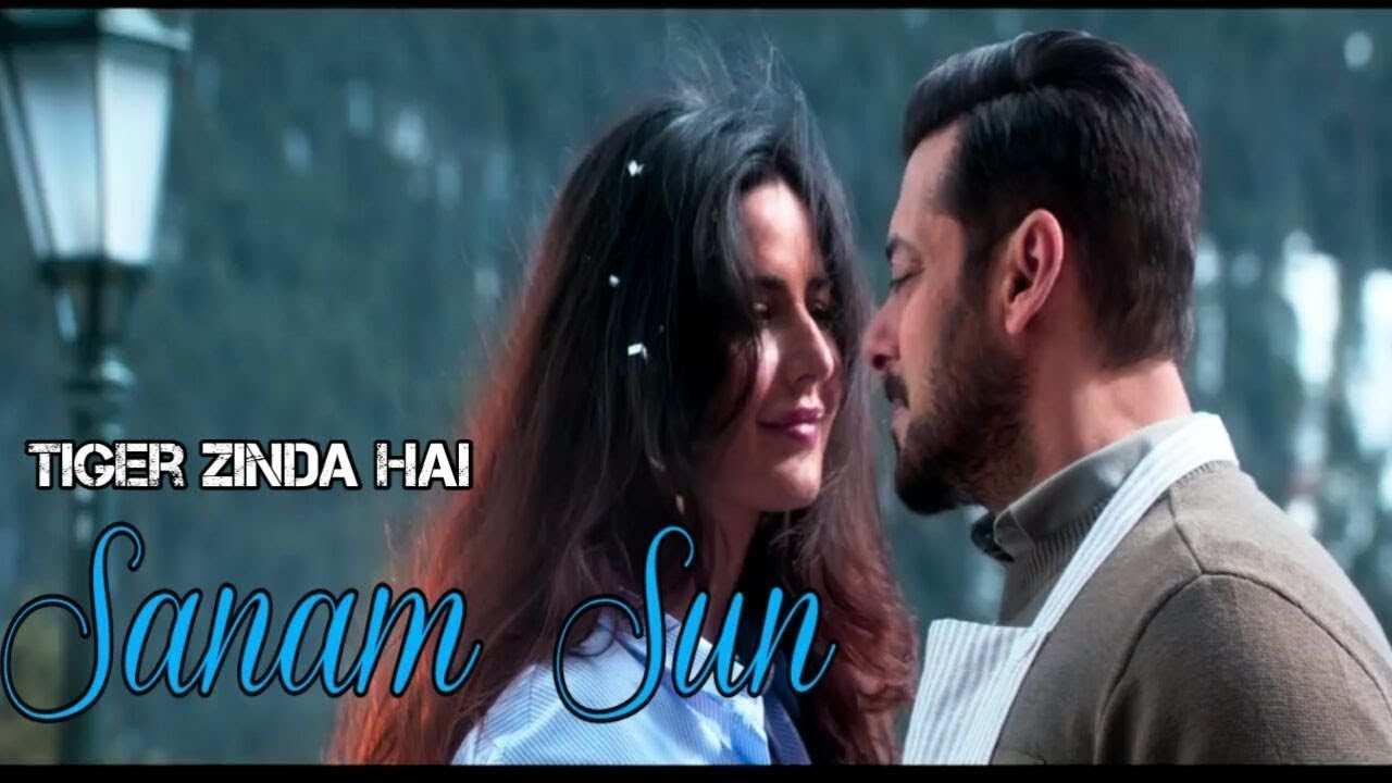 Tiger Zinda Hai Movie Song: Sanam Sun Song HD 2017