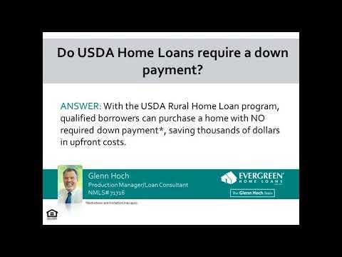 Number One USDA Mortgage Broker Everett WA 98204