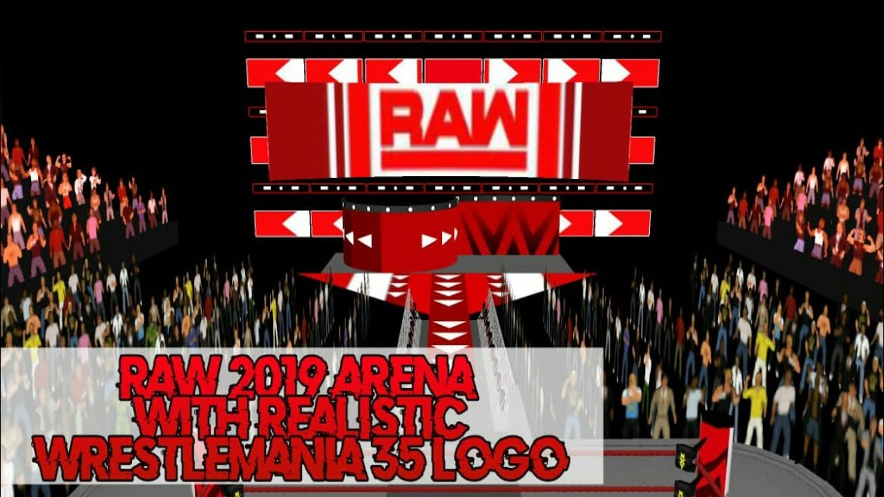 Wr3d 19 Raw 2019 Realistic Arena With Realistic Wrestlemania Logo By Y A K Link In Description Youtube Textures.com is a website that offers digital pictures of all sorts of materials. wr3d 19 raw 2019 realistic arena with realistic wrestlemania logo by y a k link in description