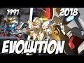 スパロボ ガンダムF91 (ヴェスバー, MEPE) 進化の軌跡 | Evolution of Gundam F91 (V.S.B.R, MEPE) | SRW 1 - X (1991-2018)