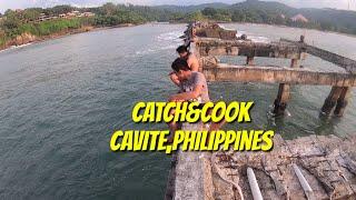 CATCH&COOK BY THE BEACH (GROUPER,SNAPPER & SEA BREAM) FISHIN...