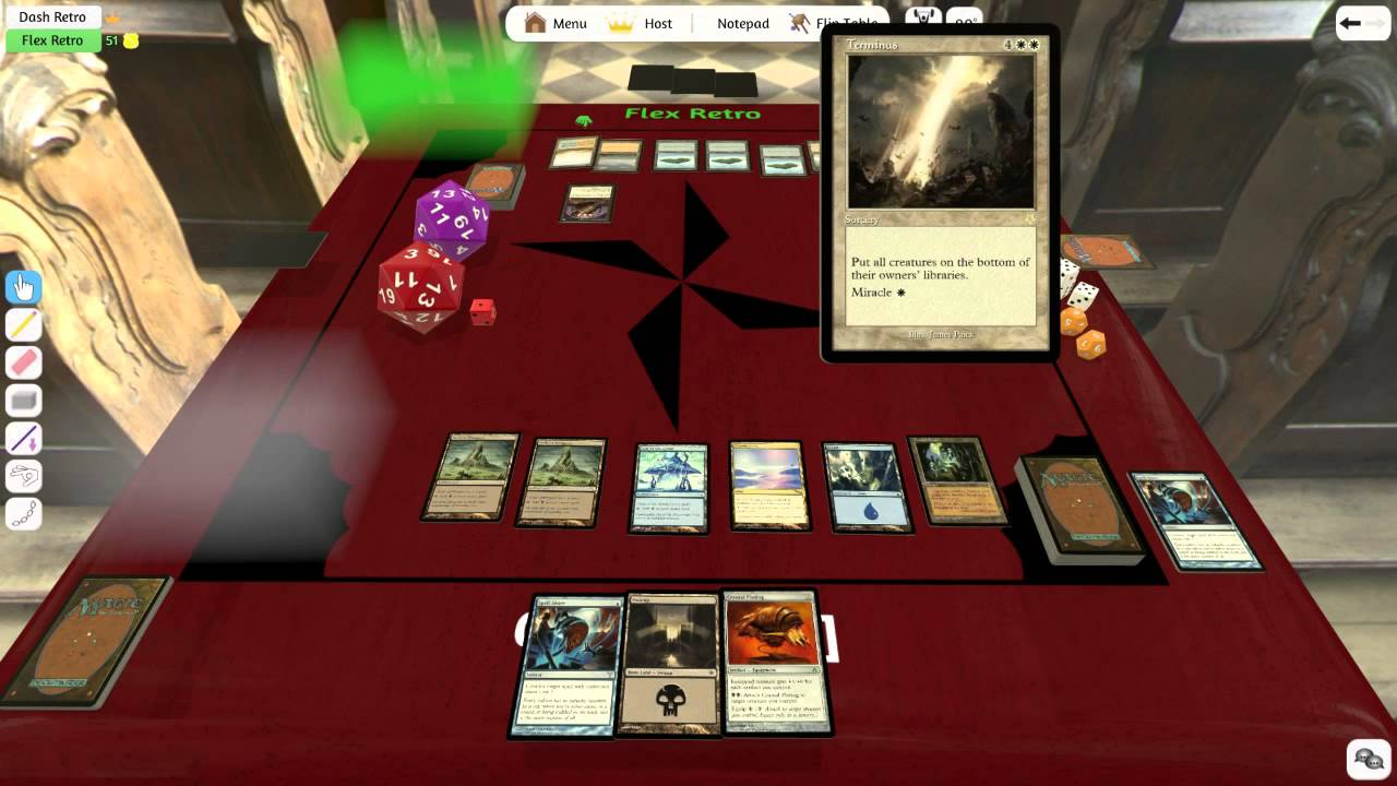 playing magic using tabletop simulator (with tips and tricks