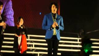 [Fancam] 130818 Park Jung Min - Sexy Dance in Lima Perú