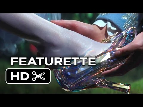 Cinderella Featurette - The Legacy (2015) - Lily James, Helena Bonham Carter Disney Movie HD