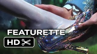 Cinderella Featurette - The Legacy (2015) - Lily James, Helena Bonham Carter Disney Movie HD