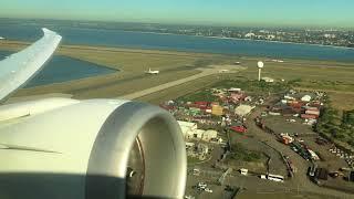 Air New Zealand 787-9 Takeoff from Sydney RWY 34R