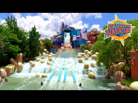 Island of Adventure Universal Orlando 2019   Full Complete Walkthrough Tour