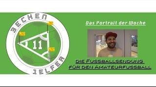 3Ecken1Elfer - Portrait der Woche - Ahmet Sönmez_17.02.15