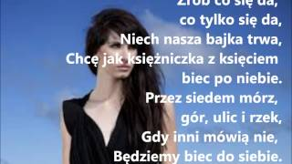SYLWIA GRZESZCZAK - KSIĘŻNICZKA [LYRICS/TEKST]