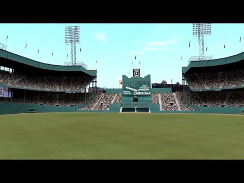 Classic NY baseball stadium virtual tour - Yankee, Shea, Ebbets Field, Polo Grounds ASB 2004 PS2 HD
