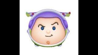 技滿第一次試玩!Disney Line Tsum Tsum 太空騎警巴斯 Space Ranger Buzz スペースレンジャーバズ Skill 6 Level 1 Toy Story 玩具總動員