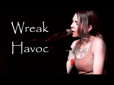 Wreak Havoc Skylar Grey Lyric Video