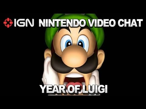 New Super Luigi U, Donkey Kong 3DS and The Year of Luigi - IGN Nintendo Video Chat