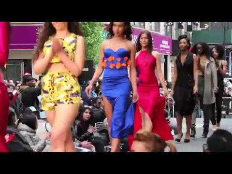 ASA COLLEGE Fashion Week Brooklyn 2016