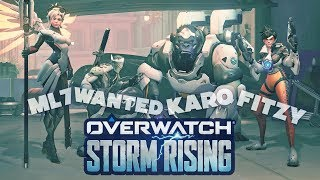 mL7 | LEGENDARY STORM RISING (OVERWATCH ARCHIVES EVENT 2019)