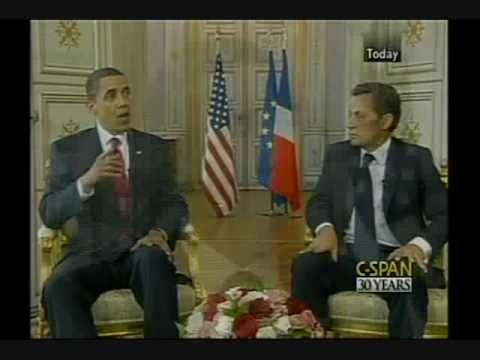 """Obama In France: """"Nuclear Club"""" Can't Tell Others Not To Have Nuclear Weapons"""