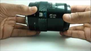 Minolta Mania: A quick look at four AF lenses I bought on ebay