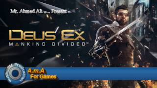 deus ex mankind divided fix something went wrong