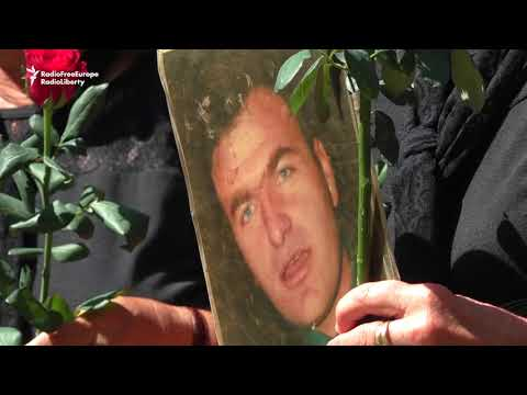 Procession Marks Day Of Missing Persons In Belgrade
