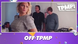 OFF TPMP : Quand Cyril revisionne les images du #ChocolatGate en coulisses