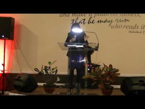 Message: No Cross! No Crown! - Minster L. Cynthia Burnett (11.27.16)
