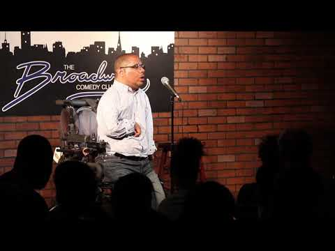 """BROADWAY COMEDY CLUB """" Main Stage/Industry Room"""""""