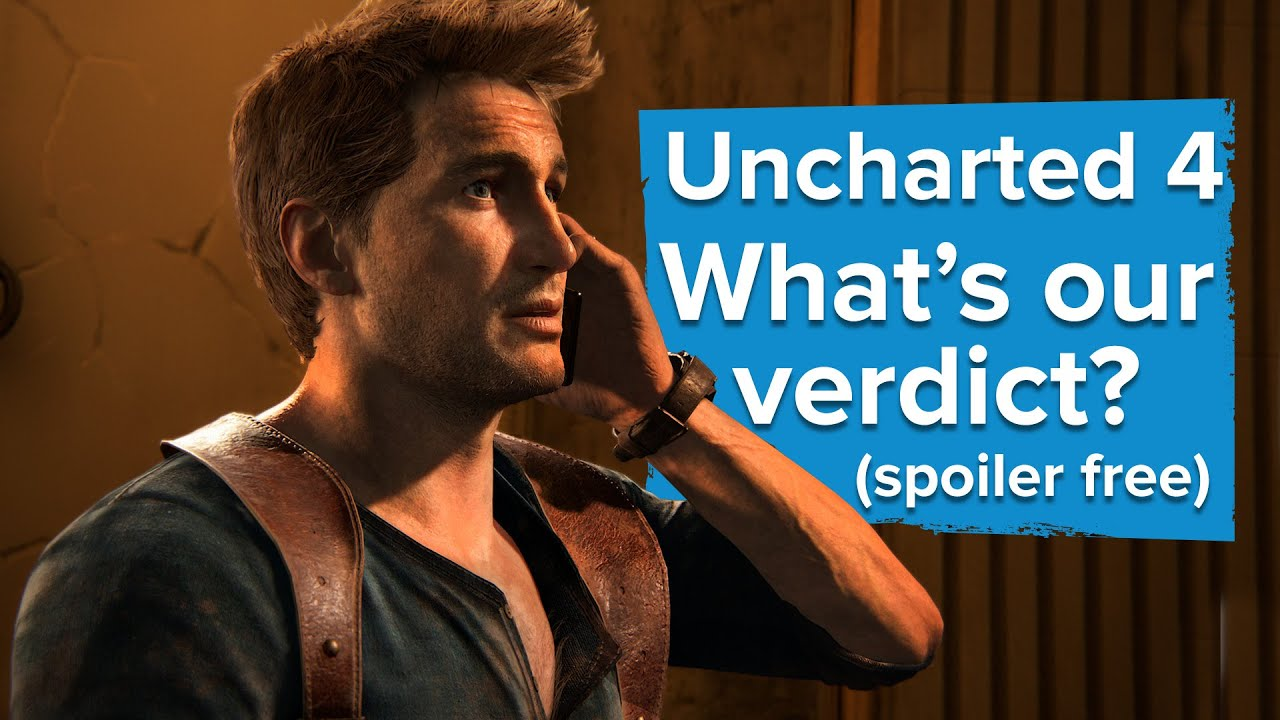 Uncharted 4: A Thief's End review • Eurogamer net