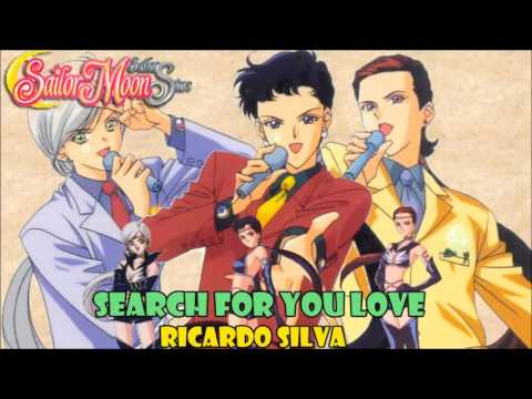 Search for your love (Sailor Moon Sailor Stars) cover latino by Ricardo Silva