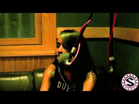 Angel Haze talk about her name, performing in the UK, Sex in music, Drake & Aaliyah [S-StarTV]