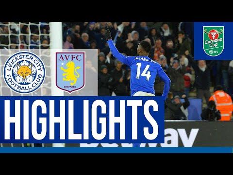 Iheanacho Strike Levels The Tie | Leicester City 1 Aston Villa 1