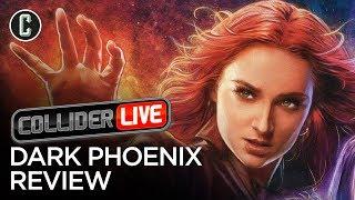 X-Men: Dark Phoenix Review - Collider Live #149
