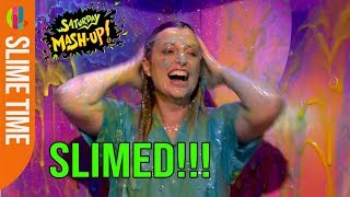 Cat from The Pets Factor gets slimed!