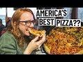 The Best Pizza in America IS IN ALASKA?? (Anchorage, Alaska)