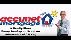 Accunet Mortgage & Realty Show for August 22, 2016