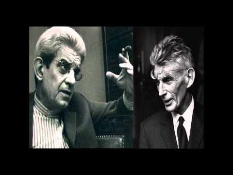 Beckett with Lacan by Slavoj Zizek