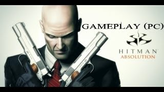 Hitman Absolution (PC) - Gameplay on HD 6850