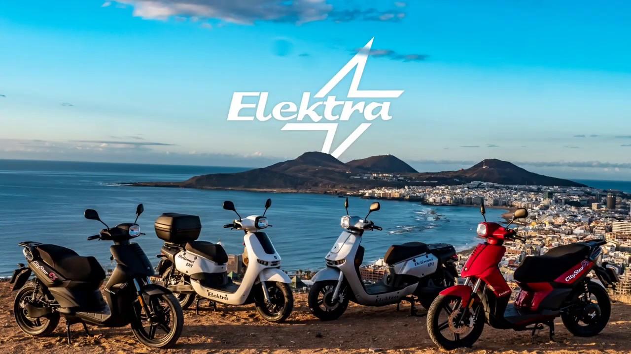 Album de Fotos de las motos eléctricas de Elektra bikes