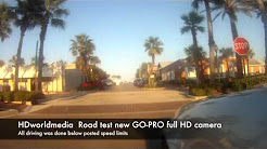 Atlantic Bvd,  Neptune beach FL Test of Go Pro