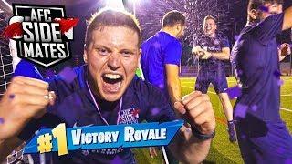 MY FOOTBALL TEAM WON THE LEAGUE! (AFC Sidemates)