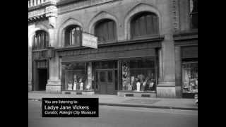 Raleigh Retold: Hudson Belk Building