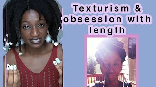 Natural Hair Communities Obsession with Length & Unpacking Discrimination on 4c Hair