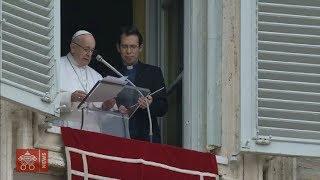 Papa Francisco en el Ángelus 20-1-19: «Hagan lo que Jesús les diga»