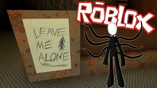 ROBLOX - Leave Me Alone! [Stop It, Slender] - Xbox One Edition