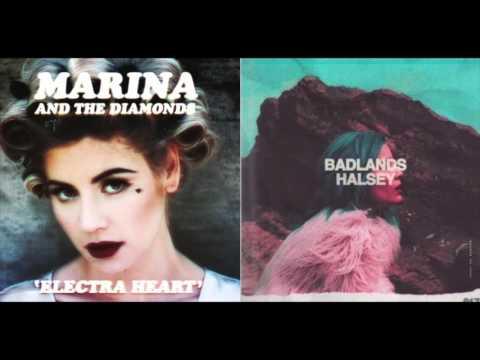 Marina and The Diamonds & Halsey - Lies vs. Drive (Mashup)