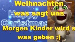 Morgen, Kinder, wirds was geben! Morgen... 🎄 Weihnachten Christmas Weihnachtslieder einmal anders 🎅