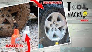 La manera más eficiente de lavar tu auto!